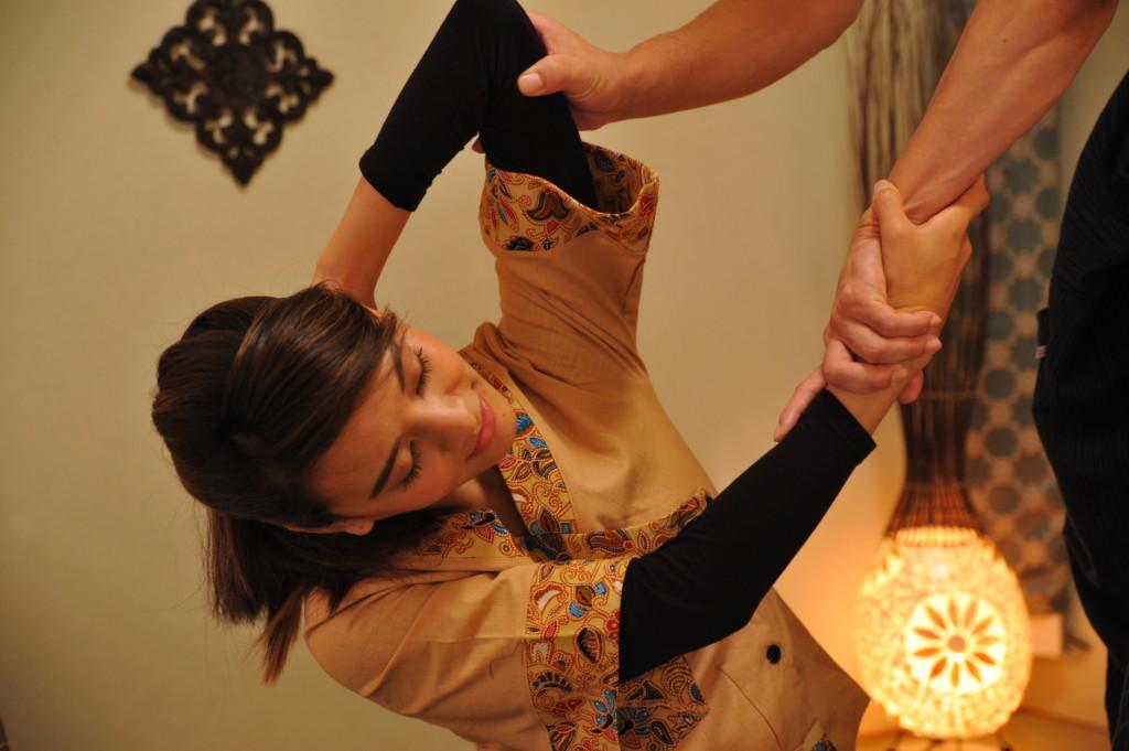 tahi massage