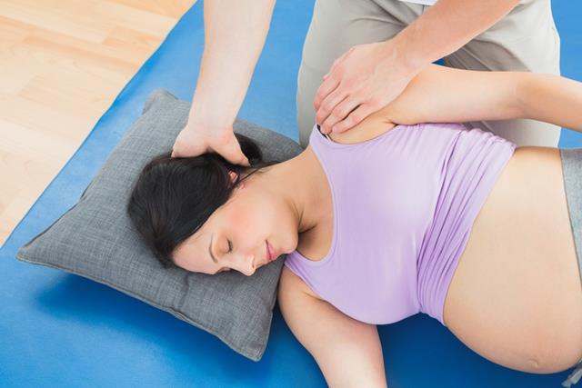 maternity massage